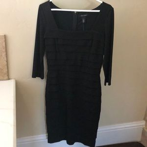 WHBM instantly slimming dress